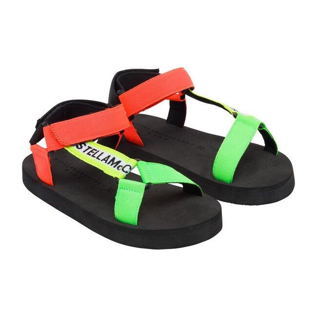Multi Tape Sandals, Multi