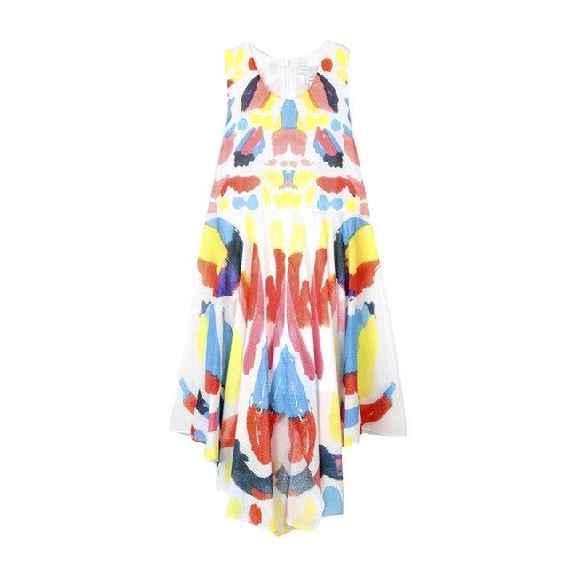 Multicol W Dress, Multi