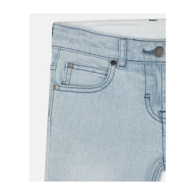 Jean Denim Trousers, Blue