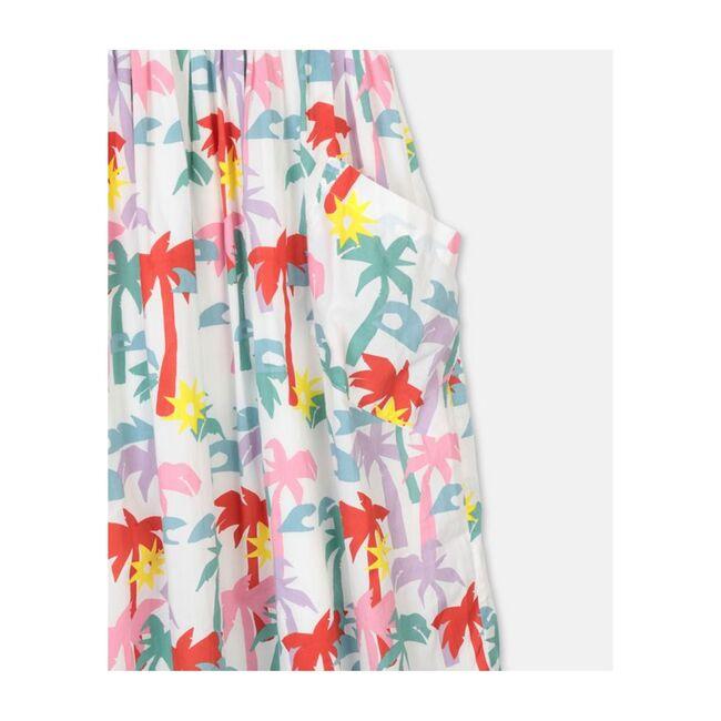 Multi Palm Dress, Multi