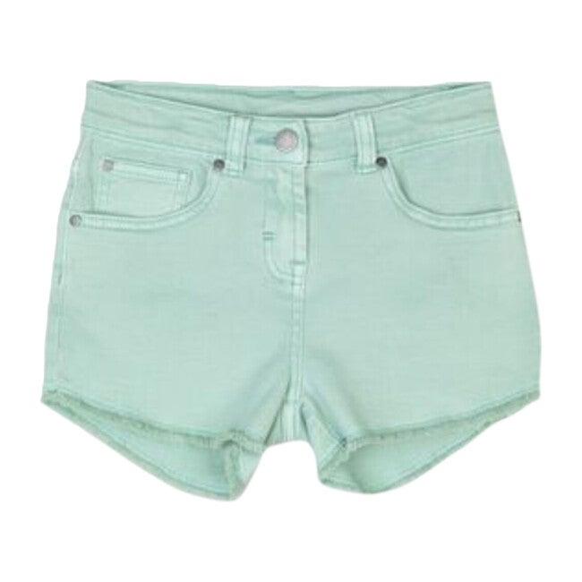 Denim Short, Green