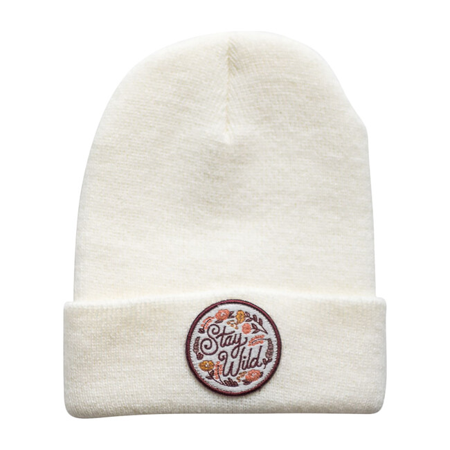 Stay Wild Dove Infant/Toddler Beanie