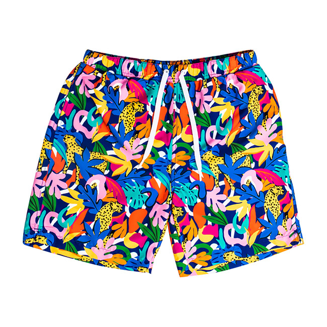 *Exclusive* Men's Hudson Boardshort, Jungle Roar