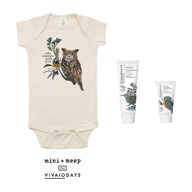 Gift Set: Eclectic Baby Essentials Deluxe Trio