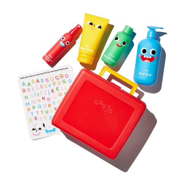 Big Kids Bath and Body Set