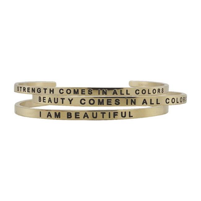 Beauty and Strength Bracelet Bundle