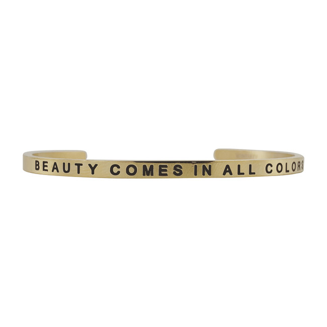 Beauty Comes In All Colors Bracelet