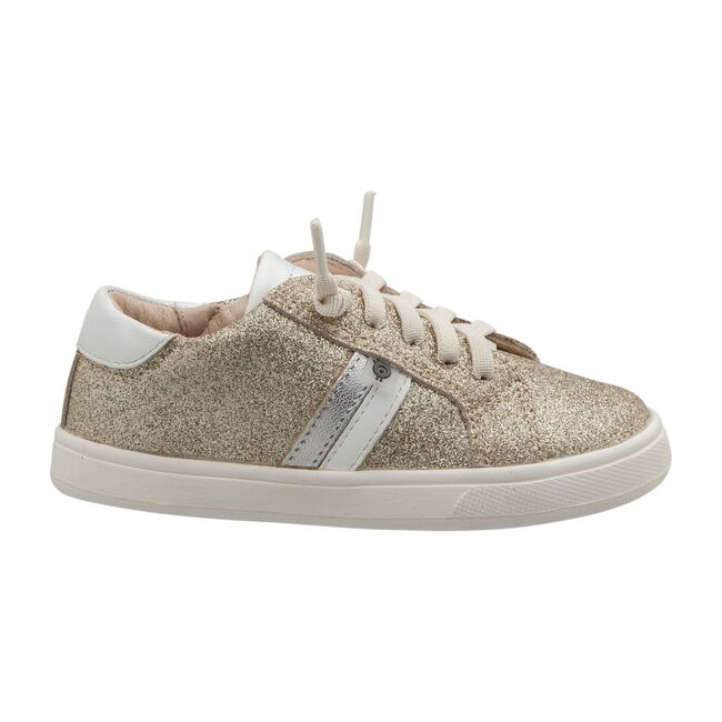 Glambo Sneaker, Glam Gold