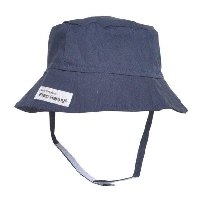 Bucket Hat 2 Pack, Chambray Stripe Seersucker & Navy