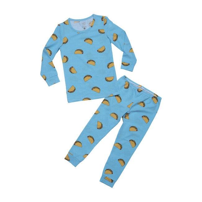 Unisex Taco Time Pajamas, Taco