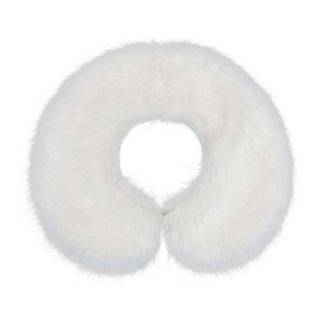 Knightsbridge Faux Fur Collar