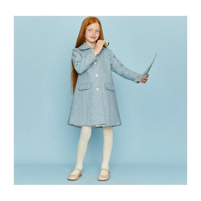 Chelsea Coat, Belgravia Blue
