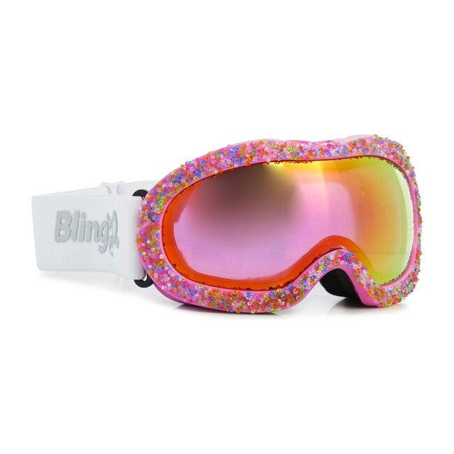 Rainbow Ice Ski Goggle