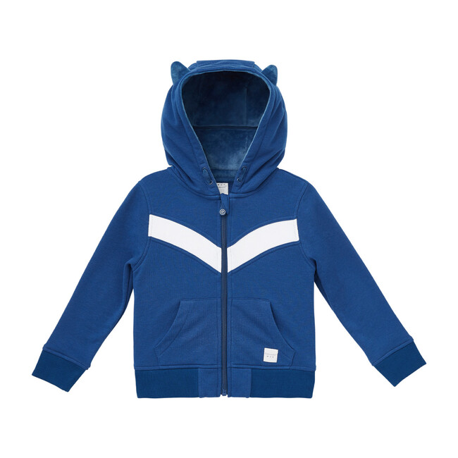 Rekka the Raccoon Convertible Zip Up