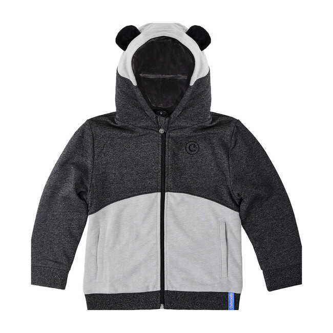 Papo the Panda Convertible Zip-Up Jacket