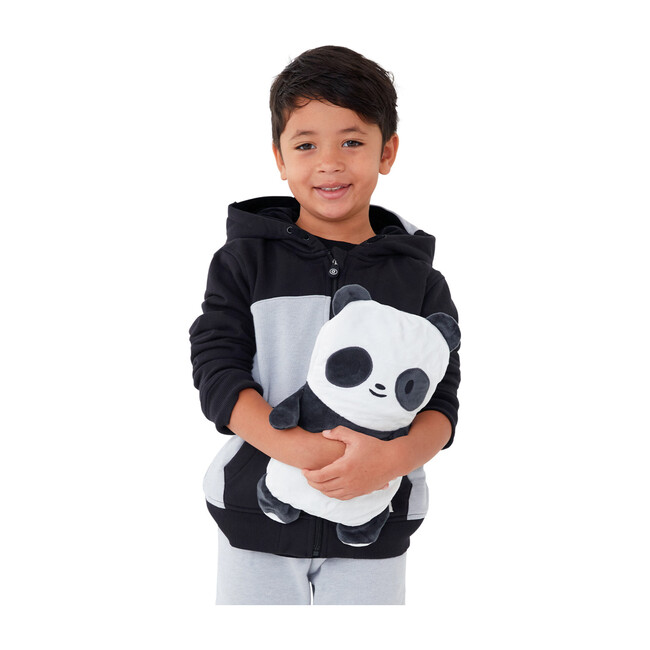 Papo the Panda Convertible Zip Up