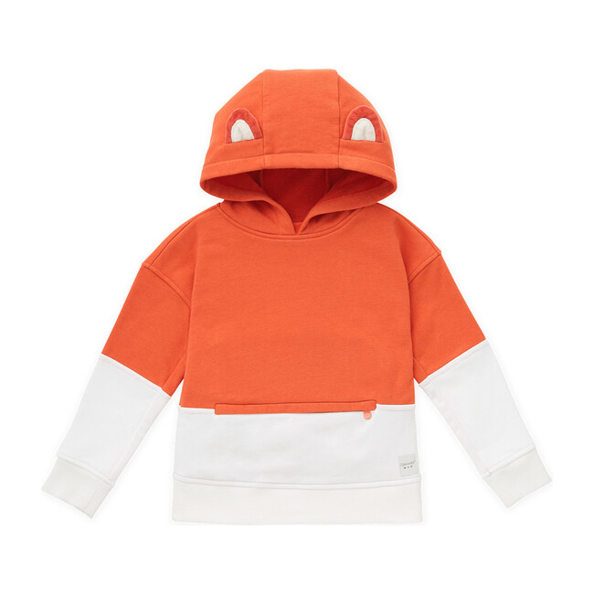 Flynn the Fox Convertible Hoodie