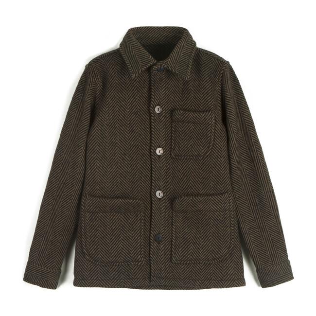 Jaime Coat, Herringbone