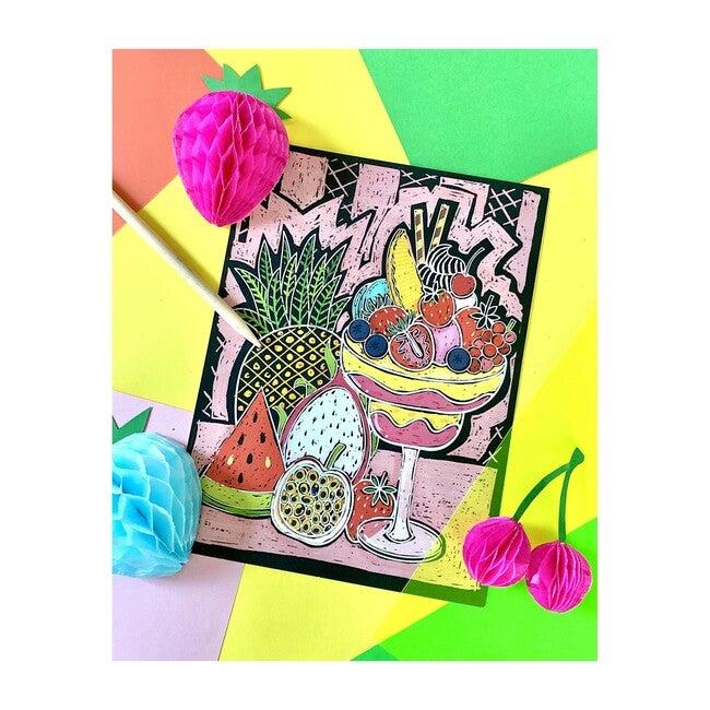Scratch-Tastic Pictures Bundle: Sweets & Fairies