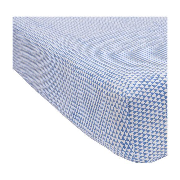 Tom Crib Fitted Sheet