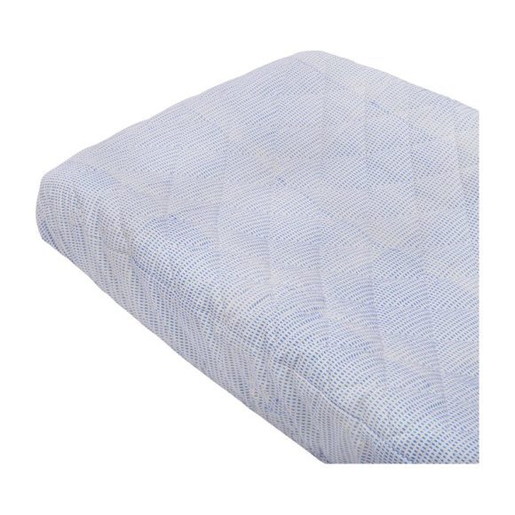 Tom Quilted Changing Pad Cover