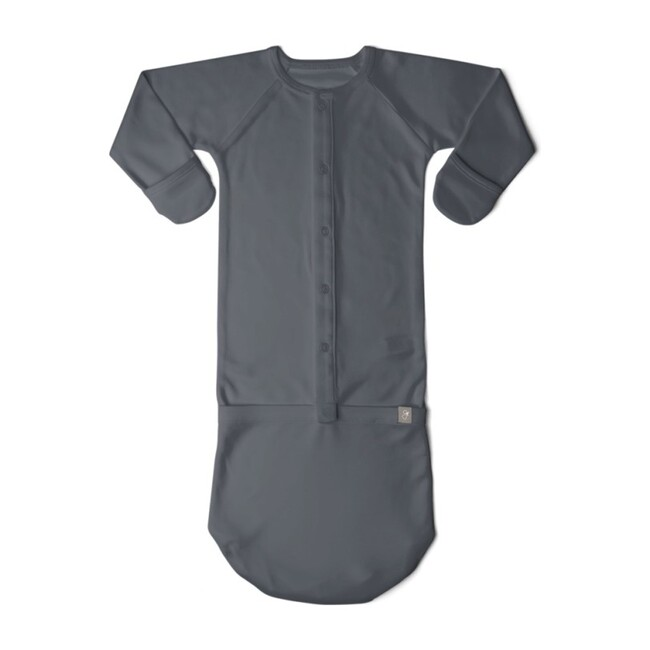 Solid Sleeper Gown, Midnight