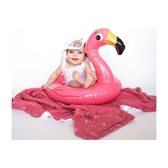 Snuggle Blanket, Mermaid + Bubbles