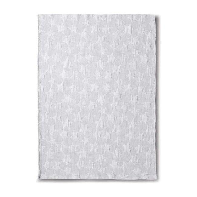 Jr. Star Baby Blanket, Grey