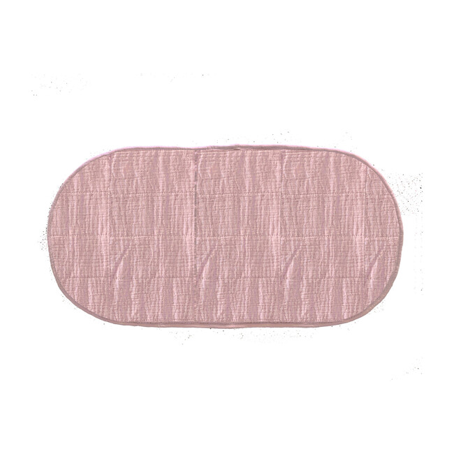 Luxe Organic Cotton Liner, Rose