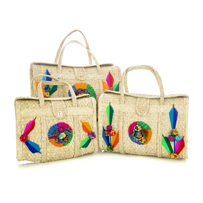 Acapulco Bag, Multi