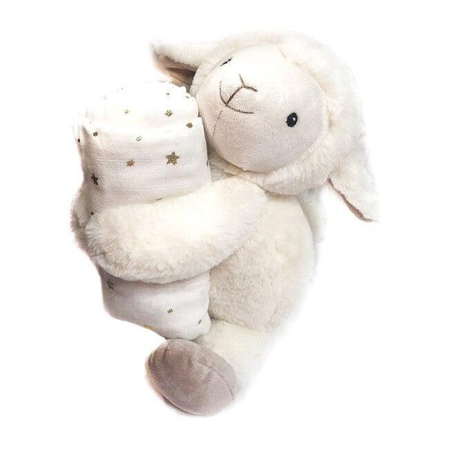 Loyal Lamb Muslin Gift Set