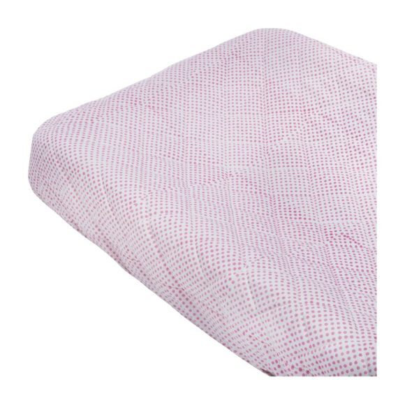 Maisie Quilted Changing Pad Cover