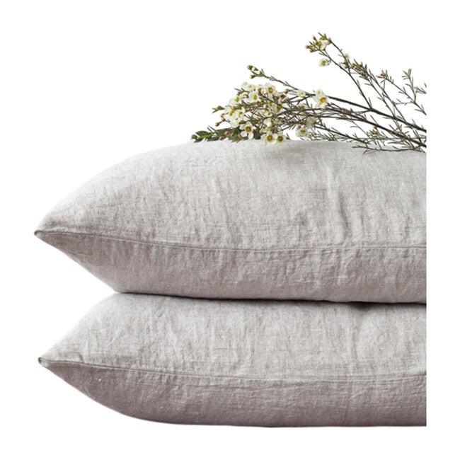 Linen Pillowcase, Melange