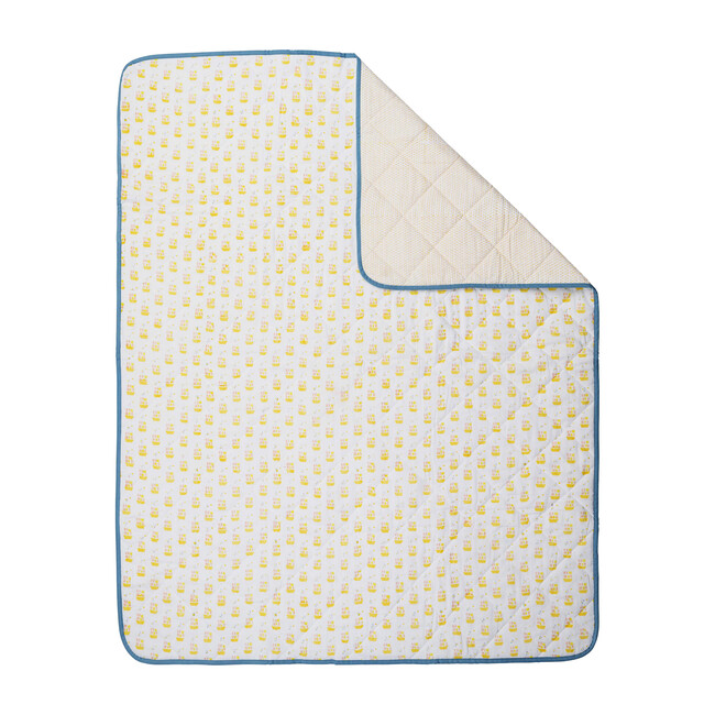 Baby Quilt, Louise