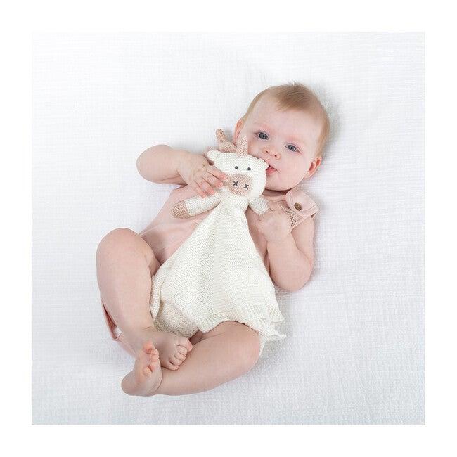 Organic Cotton Unicorn Lovey