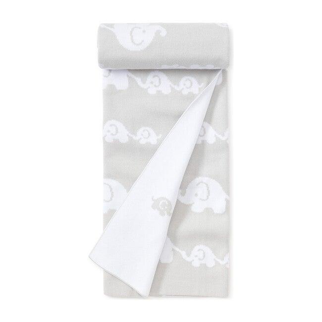 Elephant  Novelty Blanket, Grey