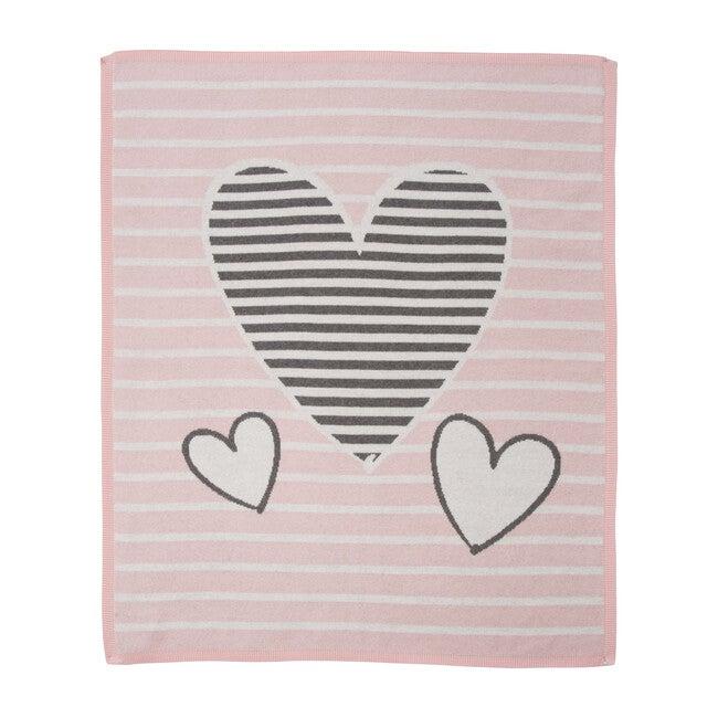 Sweet Heart Blanket