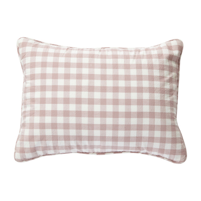 Check Mate Nursery Pillow, Blossom
