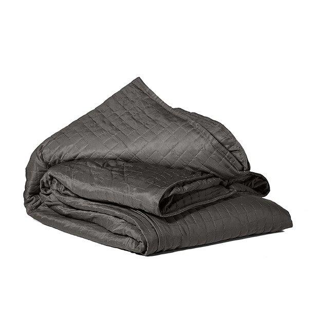 Single Gravity Cooling Blanket, Grey