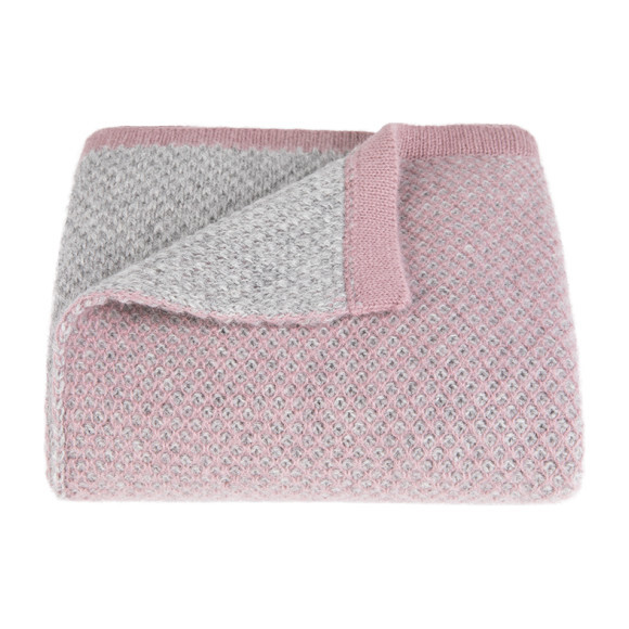 Inti Baby Blanket, Pink
