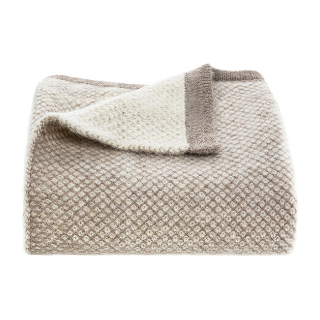 Inti Baby Blanket, Taupe