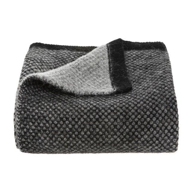 Inti Baby Blanket, Black