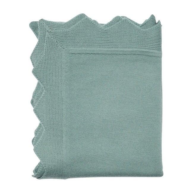 Blanket, Seafoam
