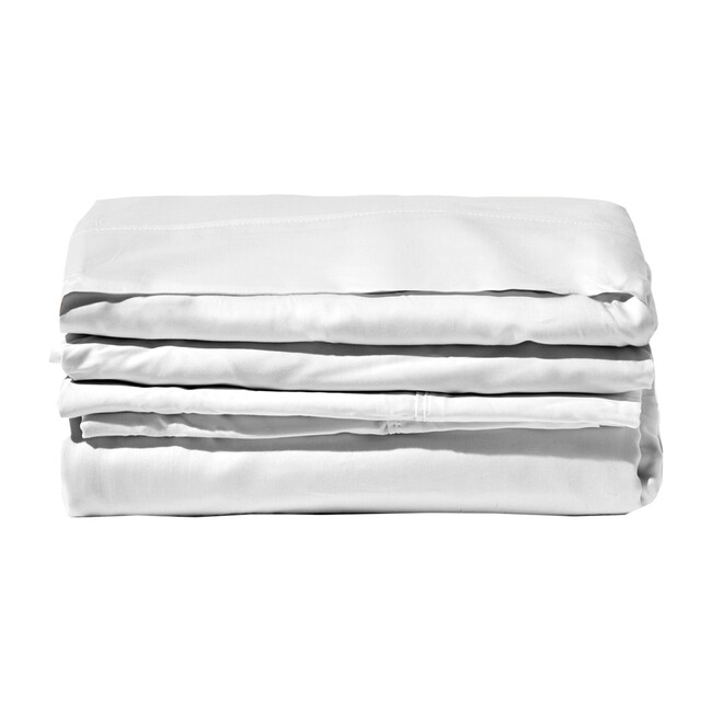 Bamboo Sheets, White