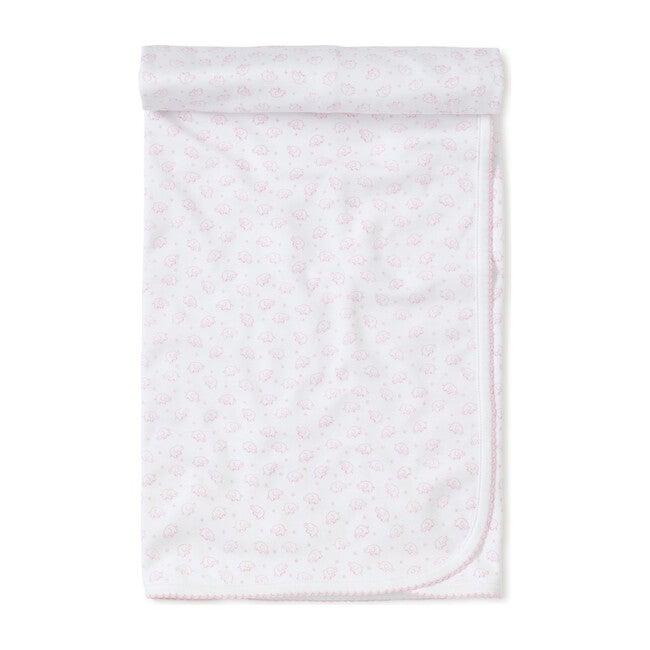 Ele-fun Blanket, Pink