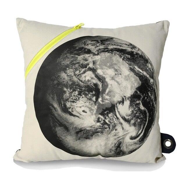 """Scientist"" Storage Pillow, Earth"