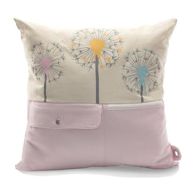 """Naturalist"" Storage Pillow, Wishes"