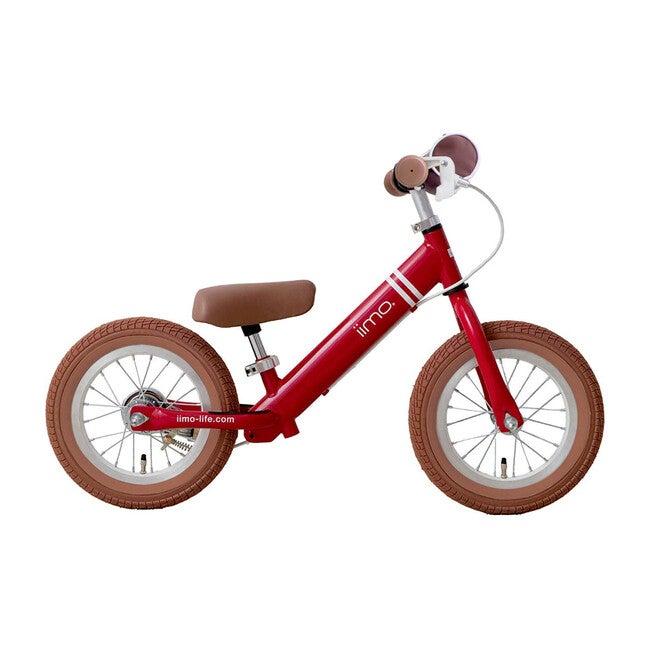 "12"" Balance Bike, Eternity Red"