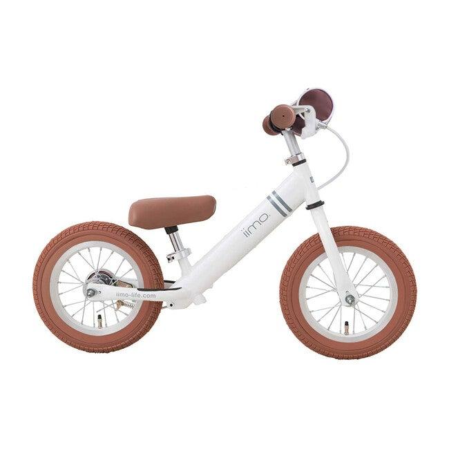 "12"" Balance Bike, Gentle White"