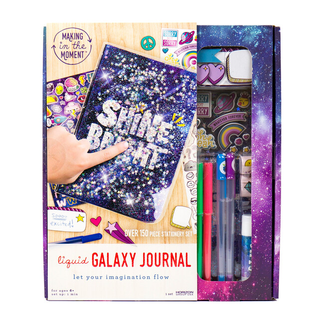 Liquid Galaxy Journal